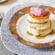 Souffle pancakes με γιαούρτι και berries