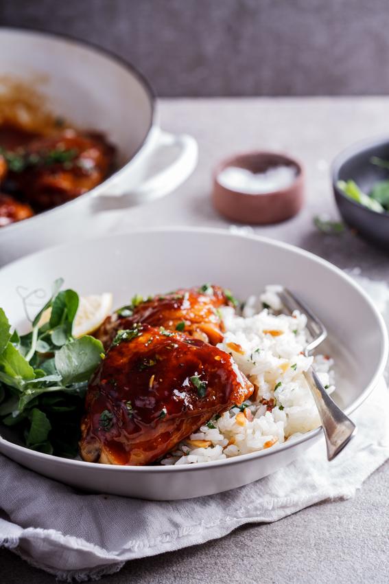 Cook Like A chef | κοτόπουλο με βερίκοκα Savoir Ville
