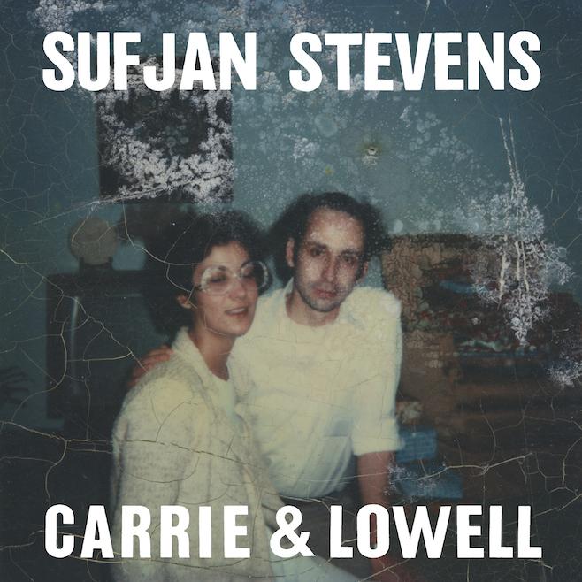 Sufjan Stevens new album Carrie & Lowell savoir ville
