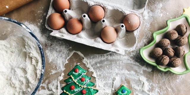 Tο πραγματικό άρωμα Χριστουγέννων προέρχεται από την κουζίνα μας