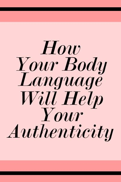 Talking about body language savoir ville