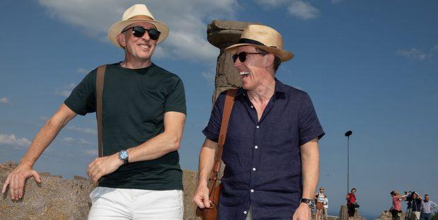 The Trip to Greece: O Steve Coogan και ο Rob Brydon γυρίζουν την Ελλάδα αντί για εμάς
