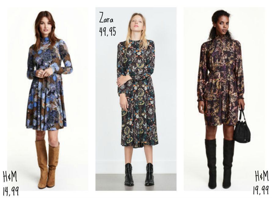 The best boho floral dresses in town savoir ville (1)