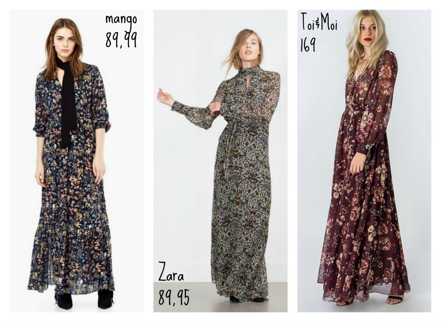 The best boho floral dresses in town savoir ville (2)