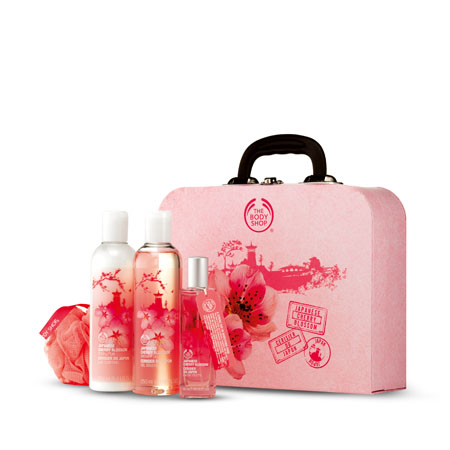The body shop set