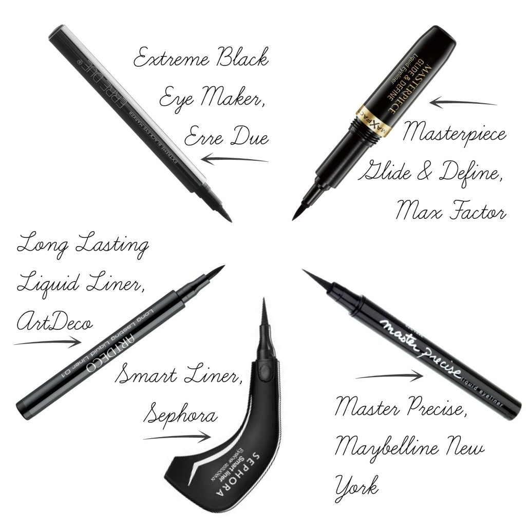 The eyeliner effect savoir ville products