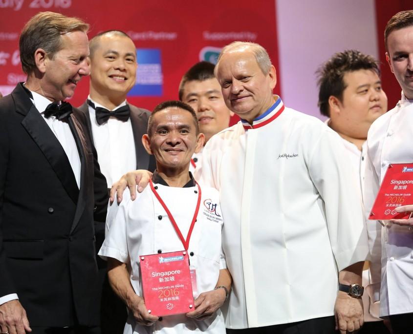 Βρήκαμε το φθηνότερο πιάτο με βραβείο Michelin στον κόσμο