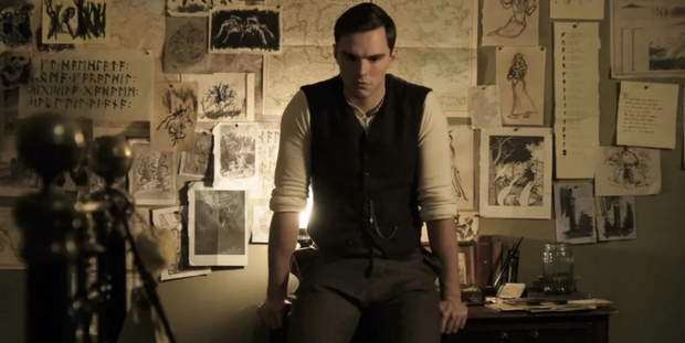 Tolkien Ο Nicholas Hoult είναι το πρόσωπο πίσω από το The Lord of the Rings