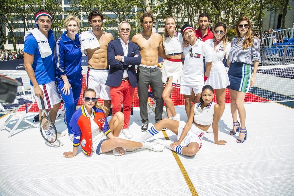Tommy Hilfiger x Nadal  Ενα σεξι τουρνουα τενις  savoir ville (2)