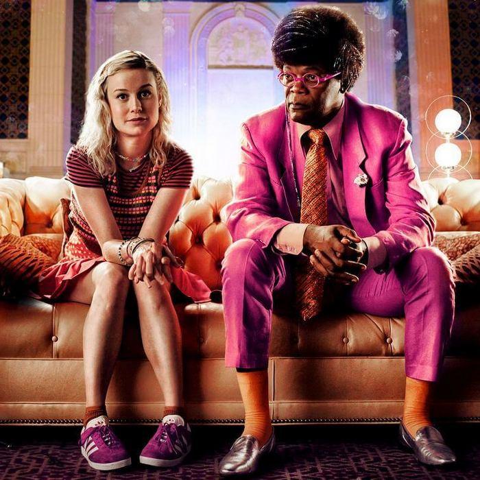 Αυτό που θα σε κερδίσει στην νέα ταινία της Brie Larson είναι τα χρώματα