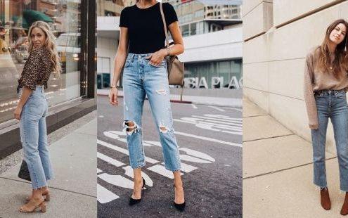 Το παίρνουμε ως δεδομένο ότι και εσύ αγαπάς τα straight-leg jeans όσο και εμείς.