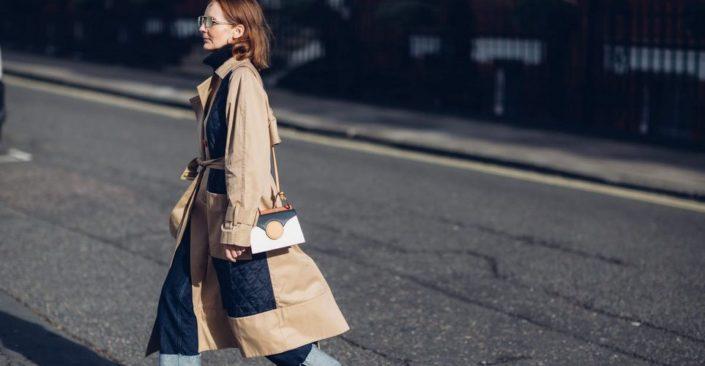 Up-to-date τρόποι να φορέσεις την καμπαρντίνα