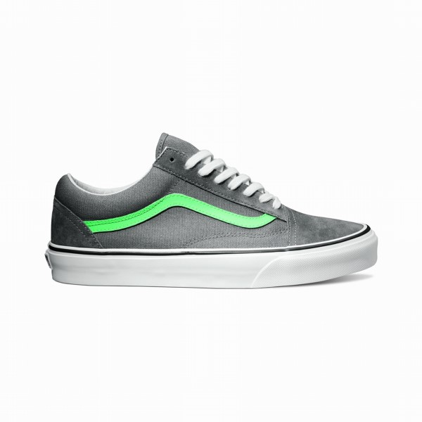 Vans_Old Skool_gray (Custom)
