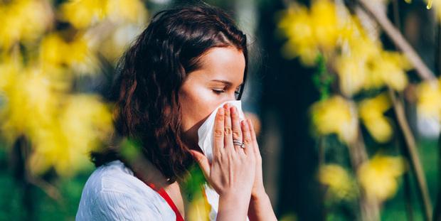 7 φυσικές μέθοδοι για να αντιμετωπίσεις τις ανοιξιάτικες αλλεργίες
