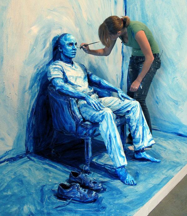Your body is Alexa's Meade canvas - savoir ville