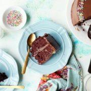 Καλοκαιρινό κέικ με κινόα