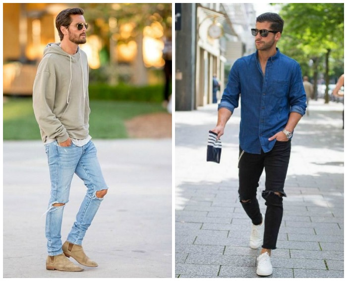 Men's denim trends: οσα θα φορεσεις την Ανοιξη