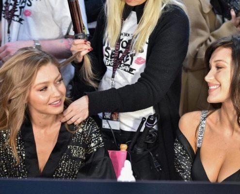 Όλα τα beauty secrets από το backstage του φετινού Victoria's Secret Show