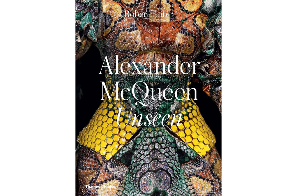 Alexander McQueen: Unseen by Robert Fairer and Claire Wilcox (£48, Thames and Hudson)