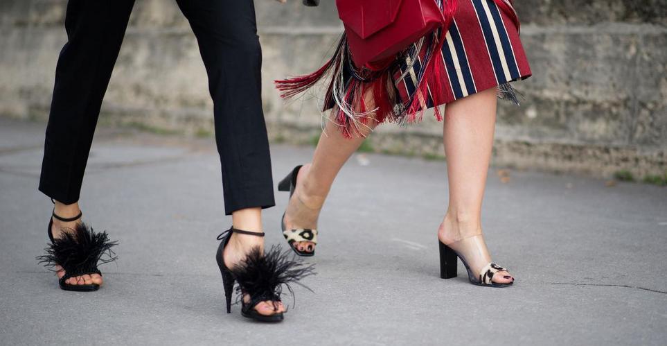 Tips για να μπορείς να φοράς τα αγαπημένα σου high hills χωρίς να πονάς