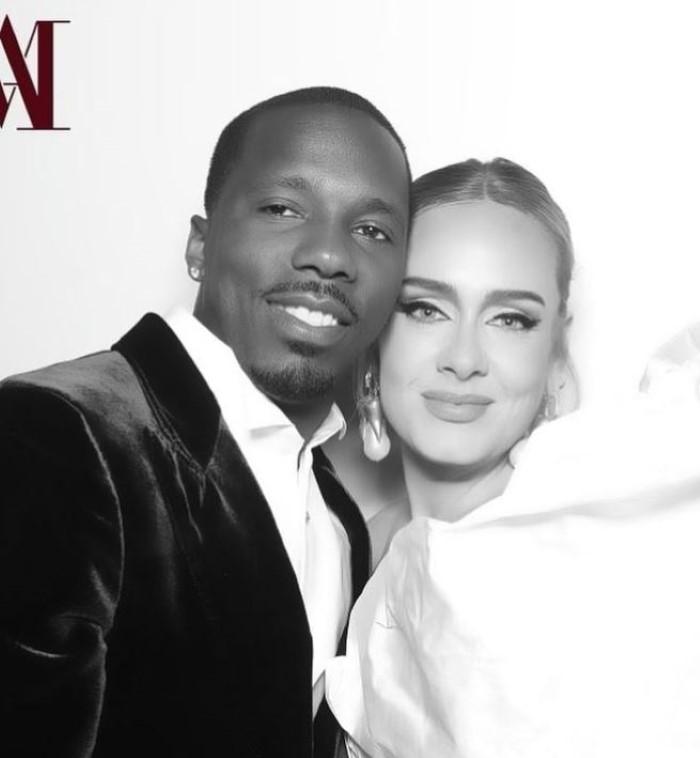Adele: Επισημοποίησε της σχέση της με τον Rich Paul και στα social media