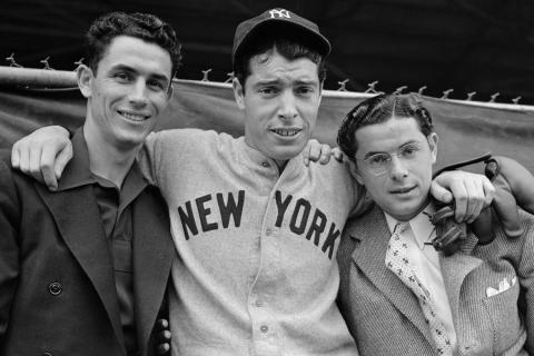 The DiMaggio Brothers