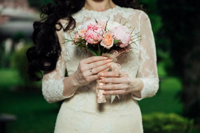 Wedding issue: Ιδεες για την ανθοδεσμη σου