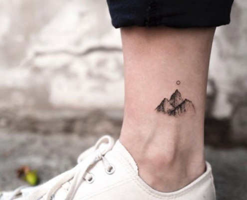 ankle-tattoo