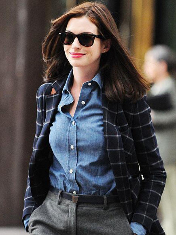 The Intern - Anne Hathaway - Savoir Ville энн хэтэуэй инстаграм