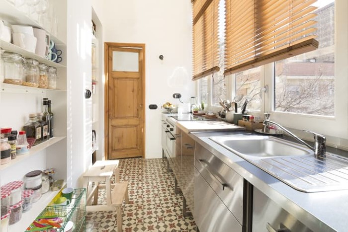 Πως να κάνεις τη μικρή κουζίνα σου πιο όμορφη και λειτουργική