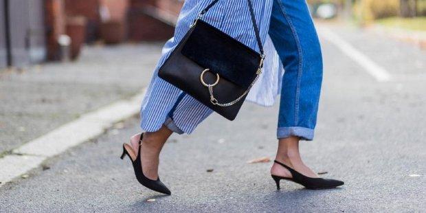 Γιατί να υποκύψεις στο trend των kitten heels
