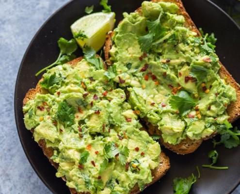 5 γρήγορα και υγιεινά πρωινά
