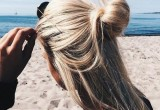 Beach hair looks που είναι πλέον διαχρονικά