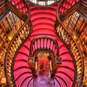 Ενα βιβλιοπωλειο εμπνευσμενο απο το Hogwarts