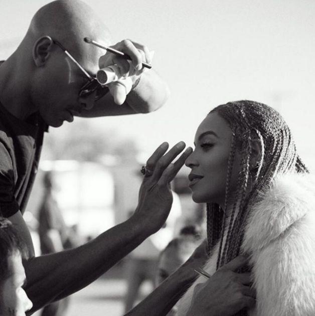 Beauty tips από τον makeup artist της Beyoncé