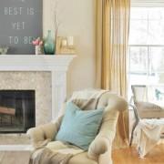 Τα 3 πράγματα που πρέπει να αλλάξεις στο σπίτι σου αυτή την Άνοιξη