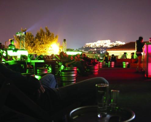 Οι top ταράτσες της Αθήνας με την καλυτερη θέα