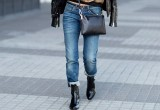Πως να  φορέσεις το boyfriend jeans σου