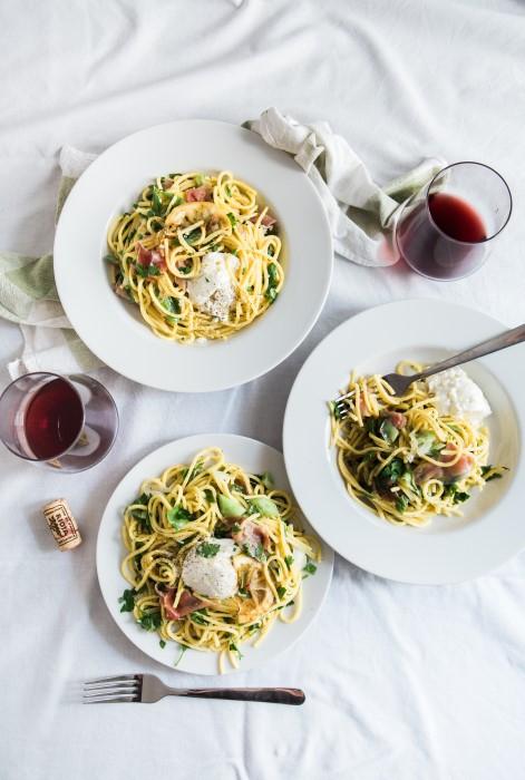 Τα μυστικα της ιταλικης κουζινας
