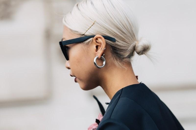 10 εύκολα bun hairstyles για μεσαίου μήκους μαλλιά