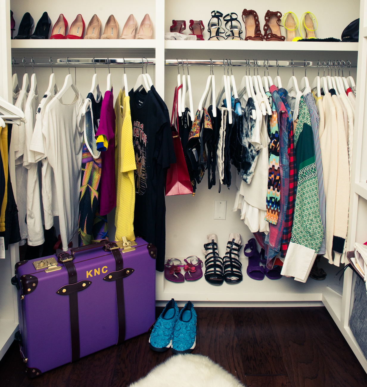 celebrity closets 1