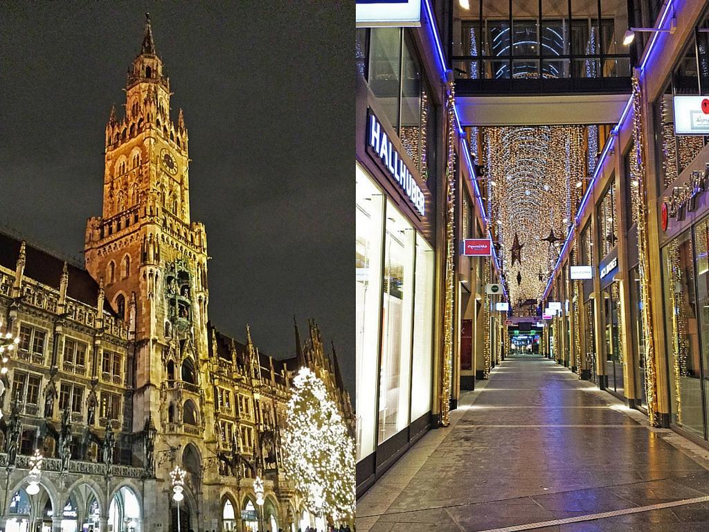 center of Munich