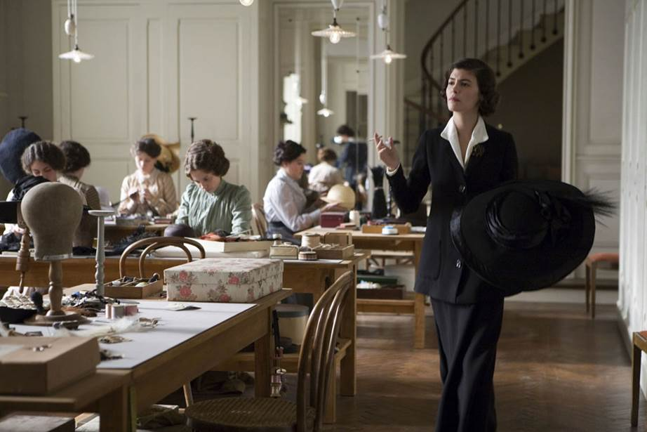 Coco Before Chanel (2009) A handful of portrayals of Coco Chanel's life have made it to the big screen, but few are more memorable than Audrey Tatou's spot-on performance in Coco Before Chanel (2009). A must-watch for any fashion historians out there.