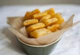 Συνταγή για μαλακά crackers με cheddar
