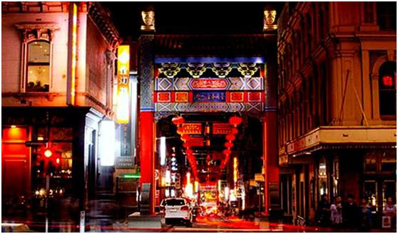 chinatown - Little Bourke Street