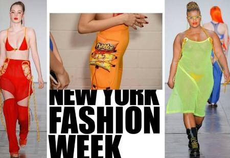 New York Fashion Week: Ο οίκος Chromat αποτέλεσε τον κανόνα μεταξύ των εξαιρέσεων