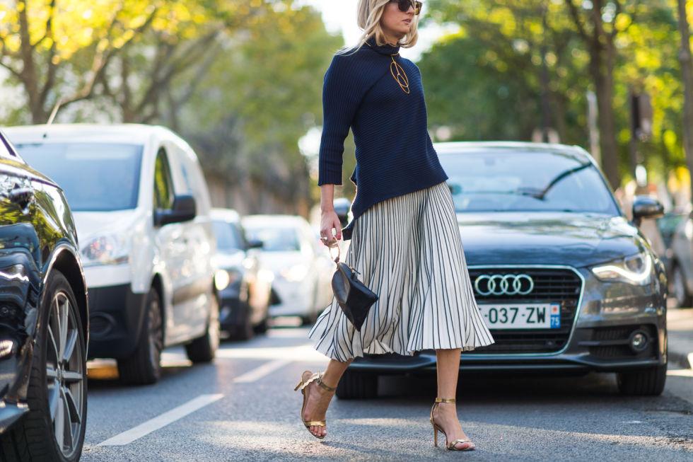 9+1 τρόποι να φορέσεις την πλισέ φούστα φέτος τον χειμώνα