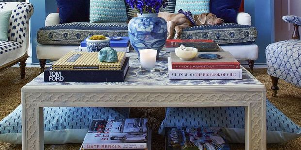 6 ιδέες για coffee table που δεν είχες σκεφτεί