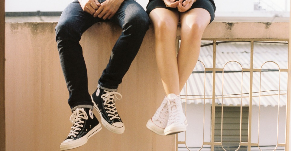Αυτός είναι ο λόγος που θα περάσουμε ακόμα ένα καλοκαίρι φορώντας Converse