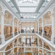 Το πιο όμορφο βιβλιοπωλείο στο Βουκουρέστι